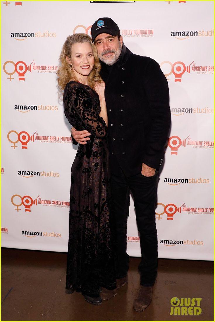Jeffrey Dean Morgan & Wife Hilarie Burton Make Rare Appearance At Adrienne Shelly Fund 10th Anniversary Gala!