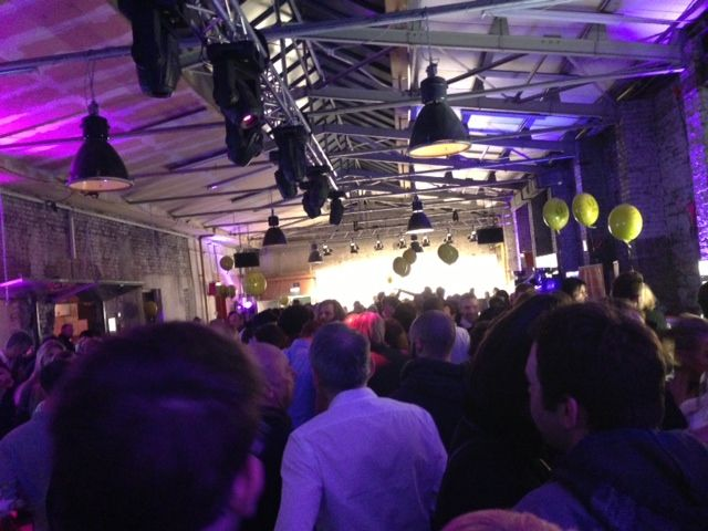Grazia Welcome Party Düsseldorf