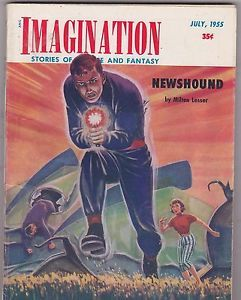 Science Fiction Pulp Magazines | JULY-1955-IMAGINATION-SCIENCE-FICTION-pulp-magazine-NEWSHOUND