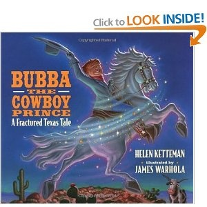 A very different version of Cinderella, but very cute.  Great for the 2nd Grade Common Core unit on Cowboys.  :)