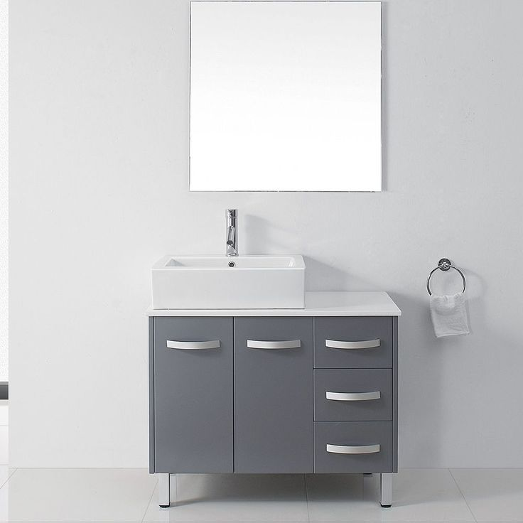 Image Gallery Website Size Single Vanities Modern Inches Bathroom Vanities Add style and functionality to your bathroom with a bathroom vanity