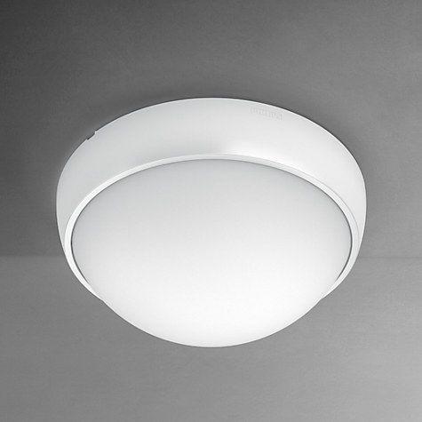 Buy Philips Waterlily LED Bathroom Light Online at johnlewis.com