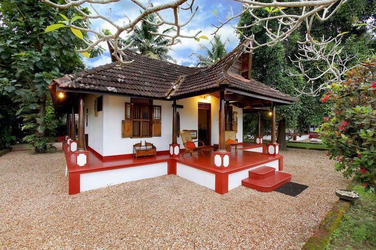 A beautiful house in Kerala