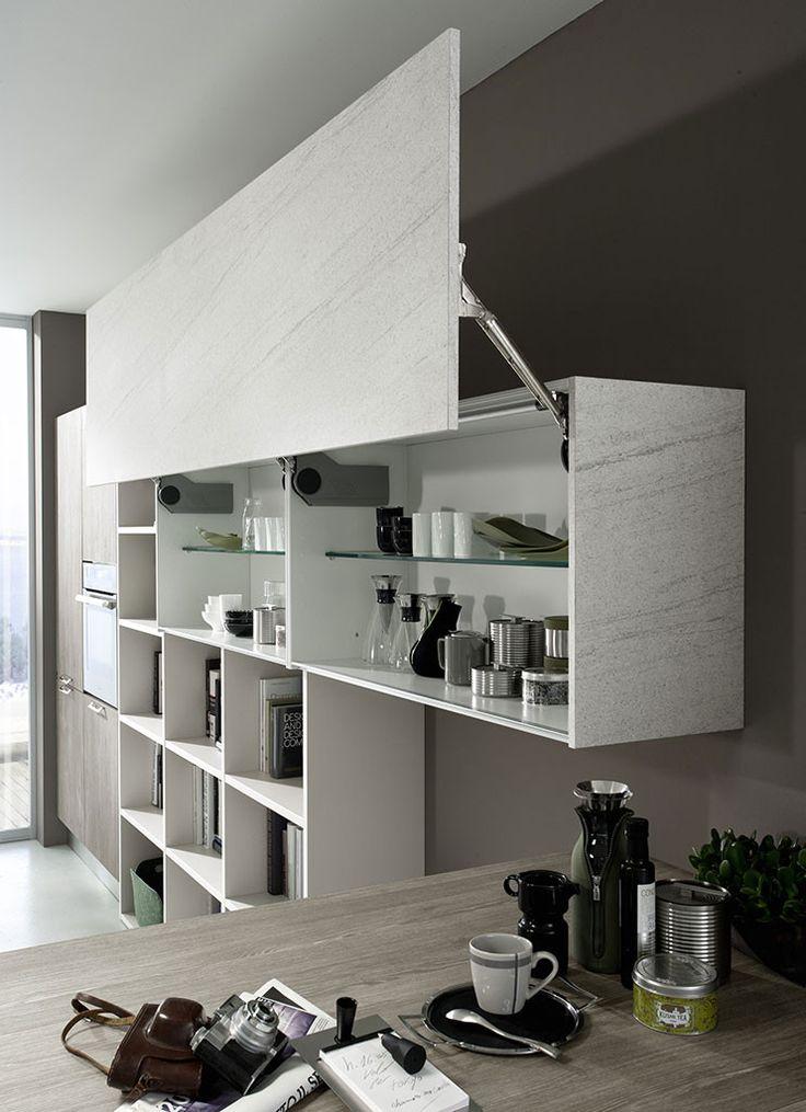 Pedini System   Modern   Kitchen Cabinets   Other Metro   Pedini Kitchens