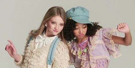 VIDEOS: Behind the Scenes with the young stars of The Hunger Games (click to watch videos of Prim, Rue, Clove, and Foxface)