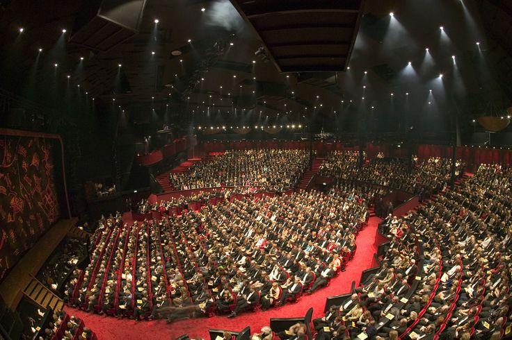 elliott hall of music seating