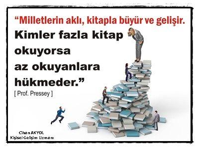 Kitap okumak...