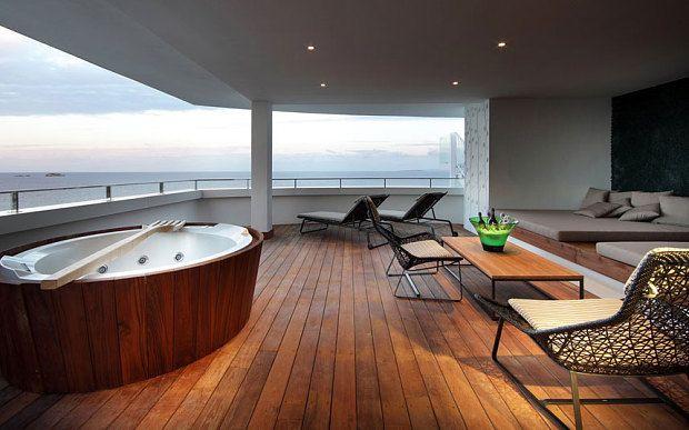 The best beach hotels in Ibiza