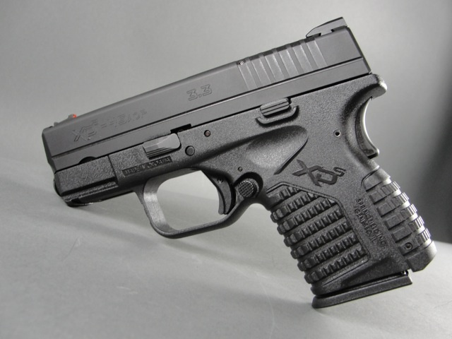 Springfield Armory XDS in 45acp.
