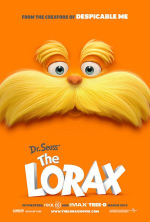 The Lorax...enjoyble as long we don't make the mistake of comparing it to the book