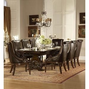 38 Best Dining Room Furniture Images On Pinterest  Table Settings Interesting Formal Dining Room Sets Dallas Tx Inspiration Design