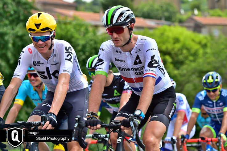 Chris Froome and Steve Cummings | Tour de France 2017 Stage 4