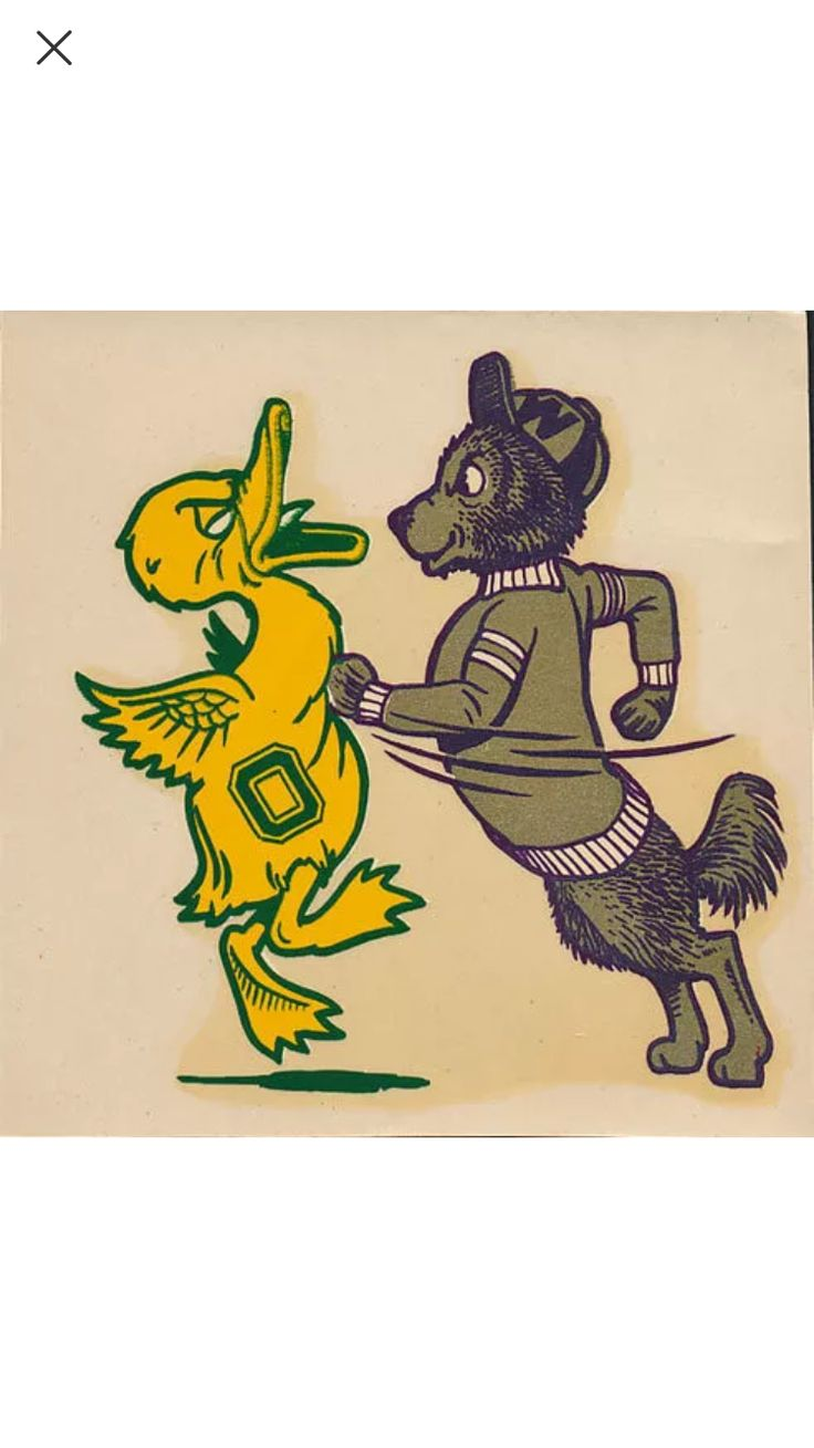 Pin By City Grit Nyc On College Mascots Vintage Graphic