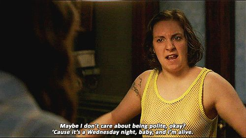 13 Witty Quotes From 'GIRLS' That Prove Why We Love Lena Dunham | YourTango