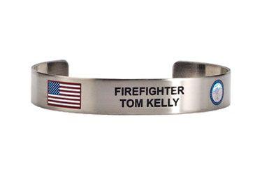 BraceletsForAmerica.com  Custom Stainless Steel and Aluminum Bracelets | Remembrance | Event | Organization | Election Campaign  http://www.braceletsforamerica.com/gallery.php#event-organization