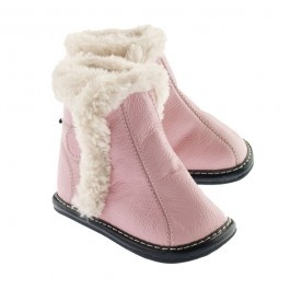 Jack and Lily pink winter boots  http://www.babybootique.com.au/jack-and-lily-pink-winter-boots.html
