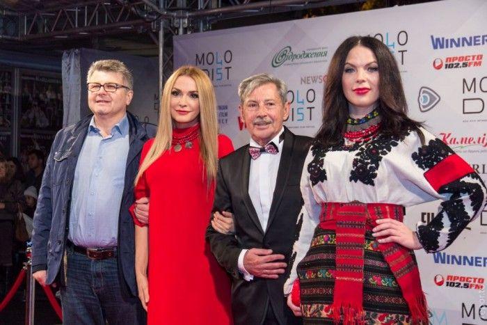 Церемония открытия кинофестиваля «Молодость»: знаменитые гости украинской красной дорожки