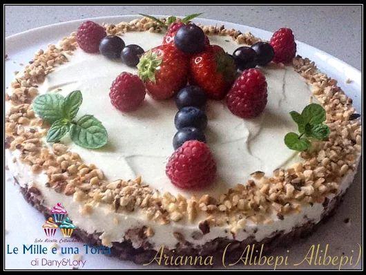 TORTA FREDDA LIGHT CON YOGURT GRECO - Le Mille e una Torta di Dany&Lory