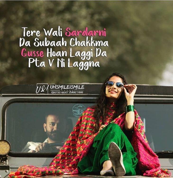 Pin by Sanpreet sidhu on Punjabi quotes