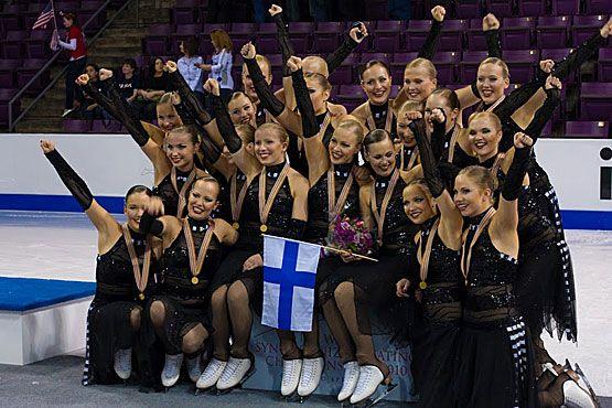 Rockettes / Finland