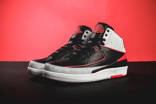 A Closer Look at the Air Jordan 2 Retro