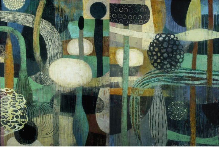 Exhibition: claire b cotts // Tinney Contemporary