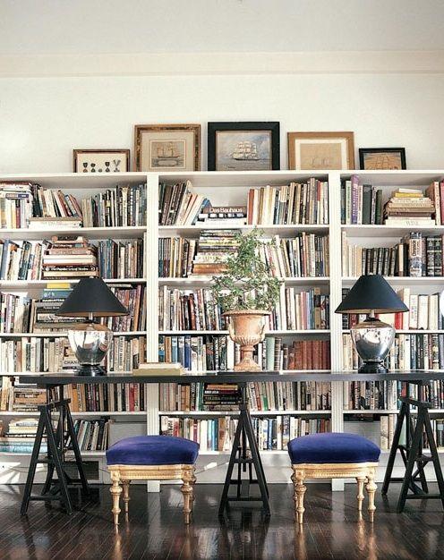 BELLE VIVIR: Interior Design Blog | Lifestyle | Home Decor: Library