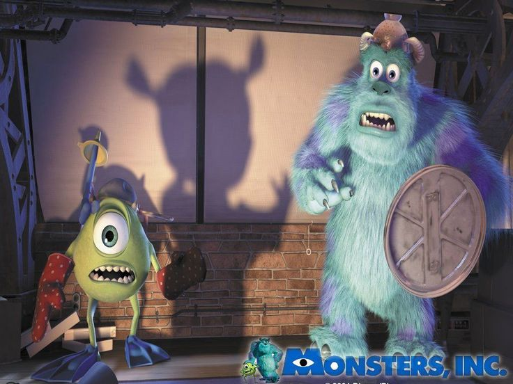 monsters inc images | Monsters, Inc. wallpaper - Monsters, Inc. Wallpaper (1313577) - Fanpop ...
