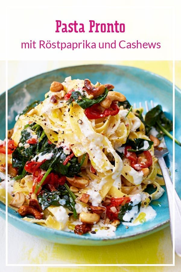 Pasta, aber Pronto – einfaches Rezept für schnellen Genuss!   – Schnelle Küche