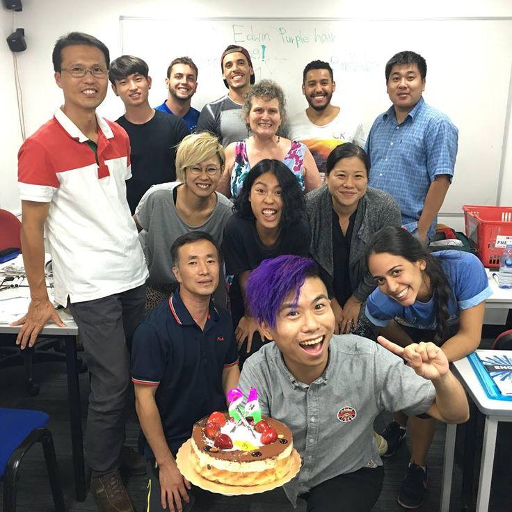 APC student birthday celebration
