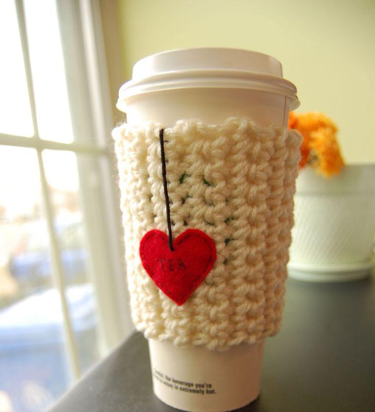 Mantita de abrigo para tu taza o vaso preferido, $5590 en http://ofeliafeliz.mx