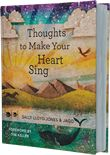 """""""THOUGHTS TO MAKE YOUR HEART SING may be the best, first introduction for children to have their own time with God."""" DR TIMOTHY KELLER // New book by Sally Lloyd Jones, author of Jesus Story Book Bible."""