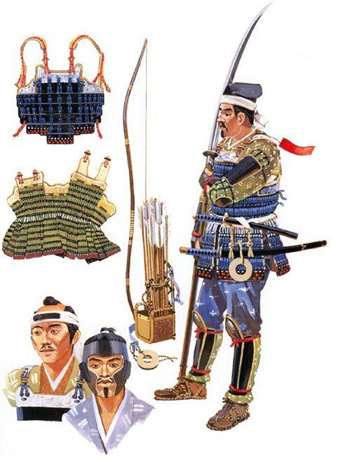 Regular Ashigaru, c. 1467