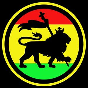 http://georgewesley.com/wp-content/uploads/2012/04/Rasta-Lion-Tshirt.jpg  Inspiration for one of the kingdom's flags.