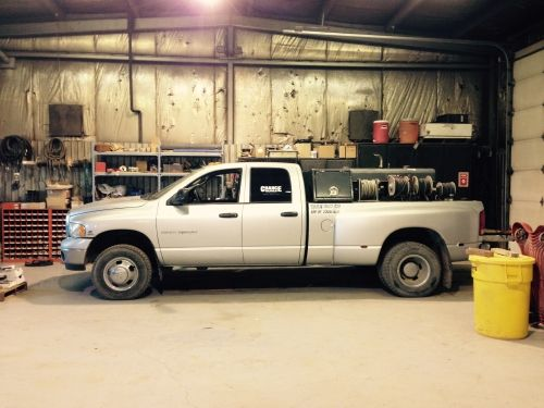 2003 Dodge 3500 Welding Truck for sale by owner on Heavy Equipment Registry  http://www.heavyequipmentregistry.com/heavy-equipment/16331.htm