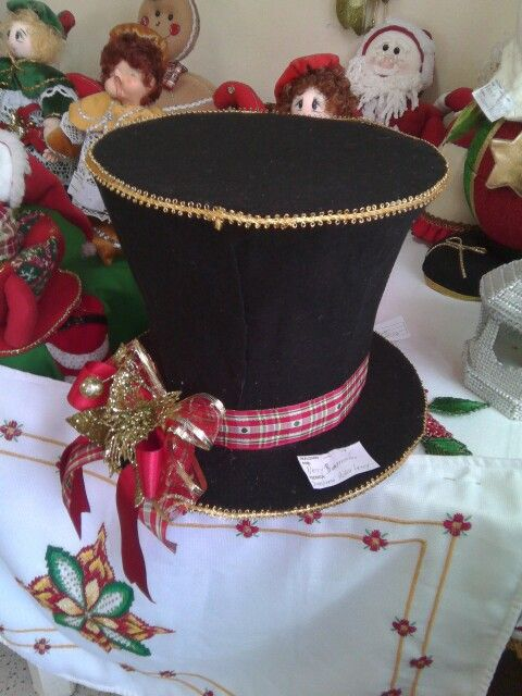 Sombrero navidad