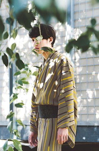 """秋元梢をイメージモデルに、伊勢丹で""""リアルクローズ""""な新作浴衣 6枚目"""
