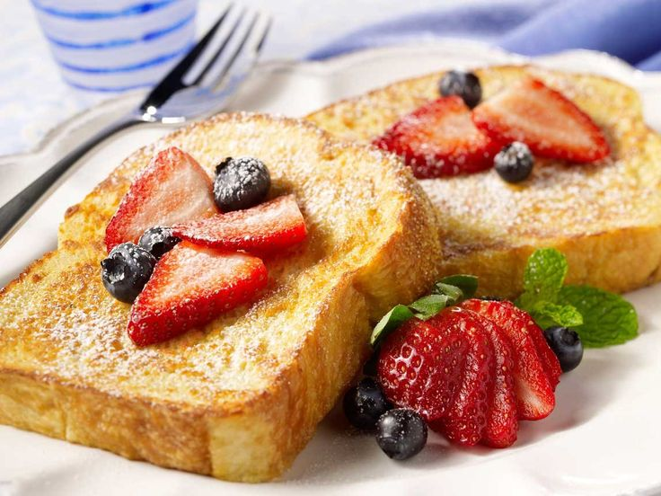 Did you know Silk® has a ton of tasty recipes, like  this one for French Toast? http://silk.com/recipes/french-toast