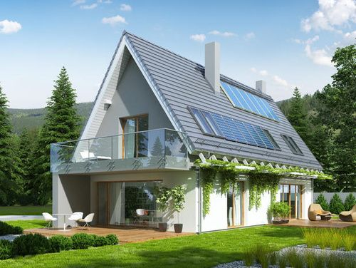 Energooszczędni - Ekosceptyk - Ciekawostki - Co ma wpływ na projekt domu?