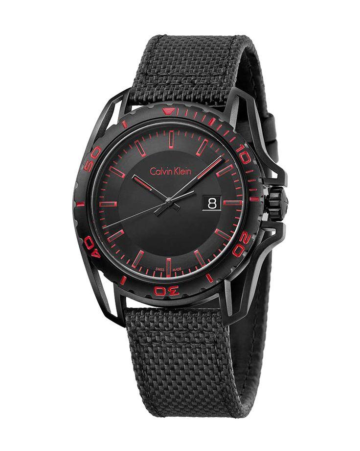 Ρολόι Calvin Klein Earth K5Y31ZB1