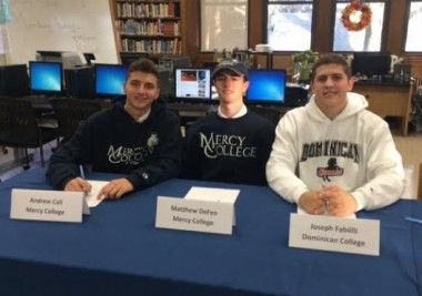 NLI signings: St. Dominic (N.Y.) sending three to Division II colleges - http://toplaxrecruits.com/nli-signings-st-dominic-n-y-sending-three-division-ii-colleges/