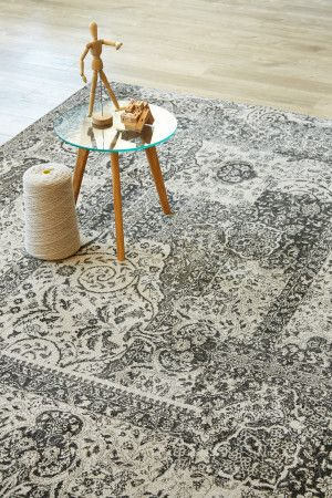 Traditional Patchwork Beige: Locally designed and produced in KwaZulu Natal, this range of Airloom rugs is cl...