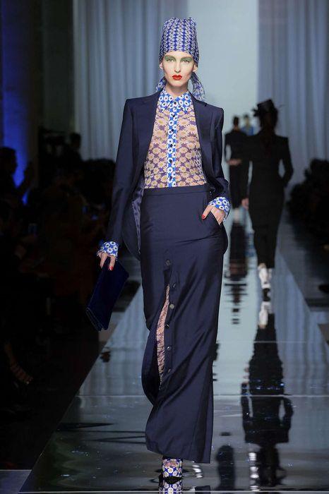 Jean Paul Gaultier, Primavera/Estate 2017, Parigi, Haute Couture