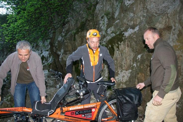Radiobici tra Tex Willer e le grotte di supramonte - 11 Fonte: Radiobici.it