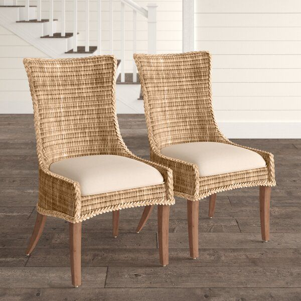 Wicker Dining Room Chairs, Wicker Or Rattan Dining Room Chairs