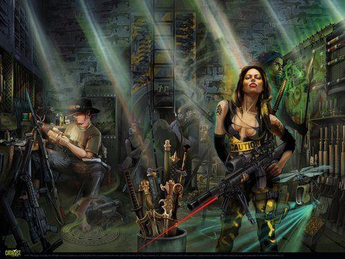 Zine » Article » Shadowrun's Triumphant Return