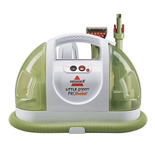 BISSELL Little Green ProHeat Compact Multi-Purpose Carpet Cleaner, 14259 – Corded