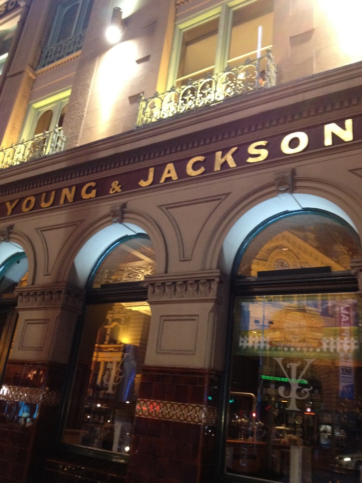 Young and Jacksons