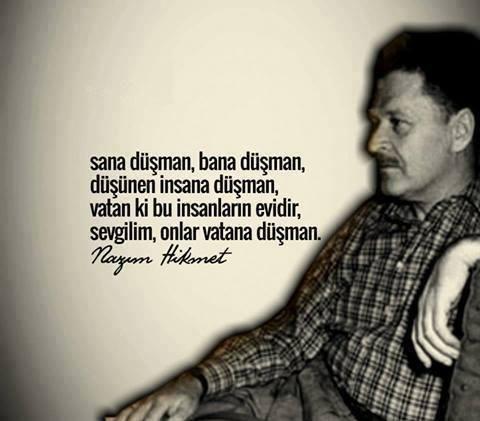 #siir #NazımHikmet