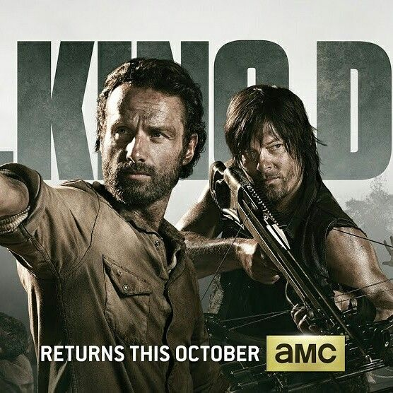 This october make your space for the walking dead season 6.  http://www.thewalkingdeadseason6live@gmail.com